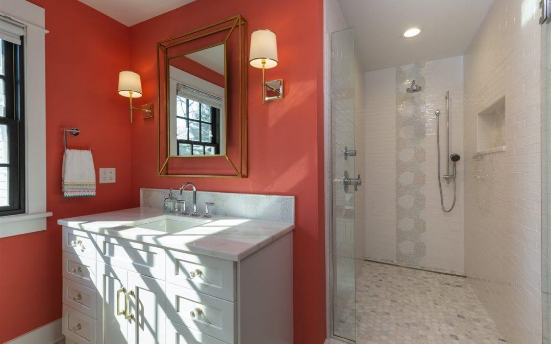 5 latest trends in bathroom design