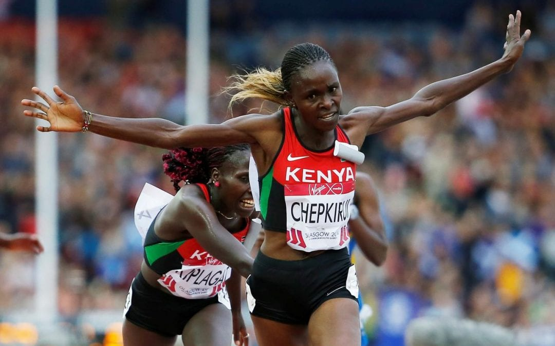 Kenyan blames high doping-offence figures on participation numbers