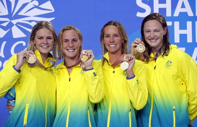 Swimming: Australia's Jack admits to positive dope test