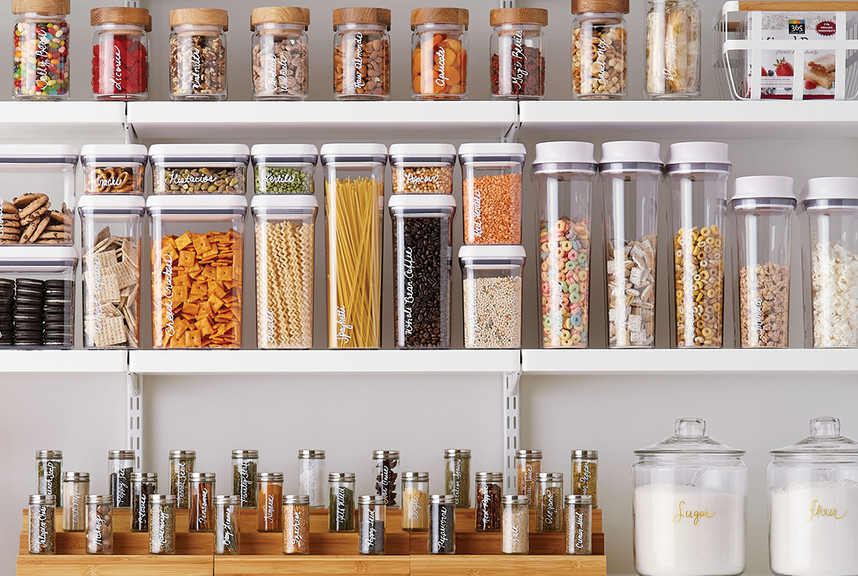 Food storage is a smart part of meal planning and budgeting