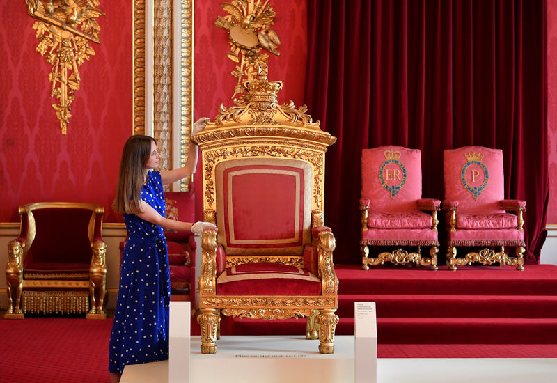 Hi-tech illusions bring Queen Victoria's palace to life in UK Summer exhibition