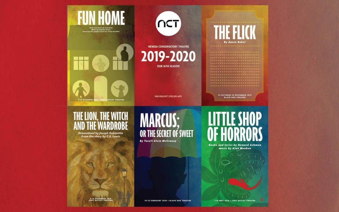 Nevada Conservatory Theatre Announces 2019-2020 Season