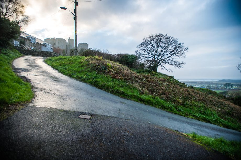 Welsh street takes world's steepest title