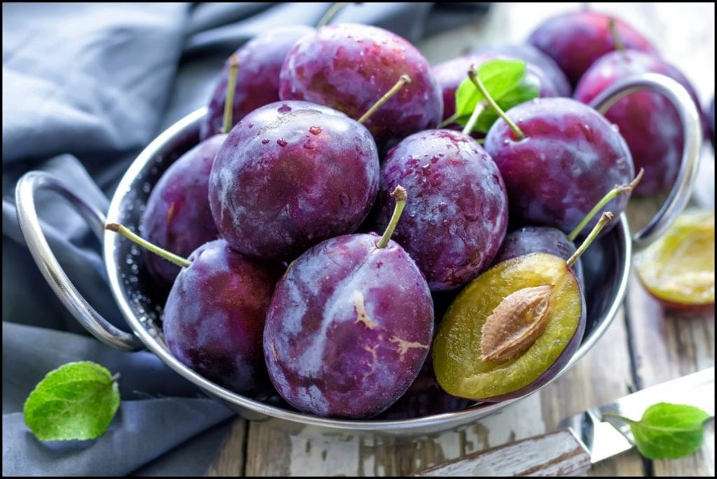 Plums Can Prevent Colon Cancer Cells From Spreading Study Your News