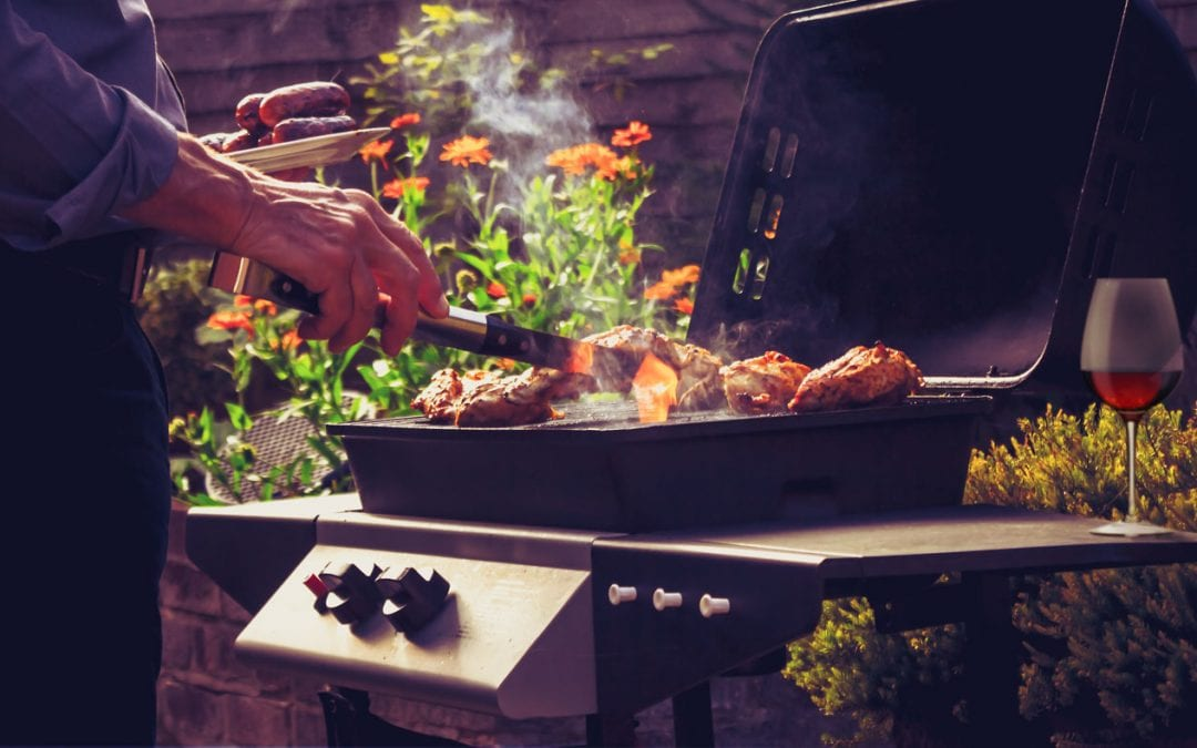 Grill like a boss with big BBQ flavor and bold wines