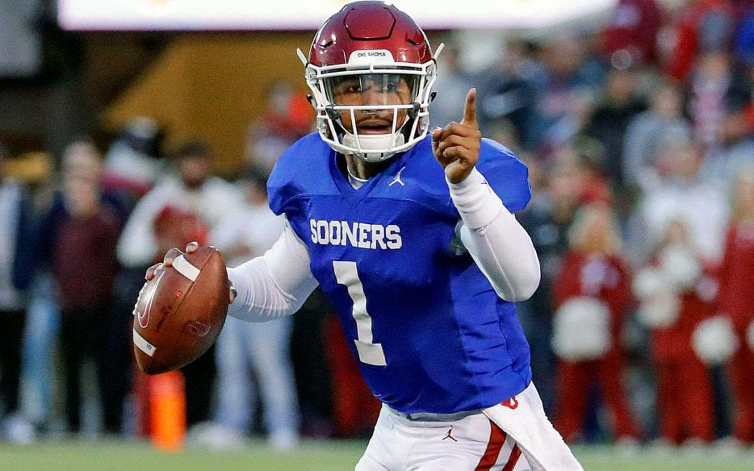 Sooners name Jalen Hurts starting QB