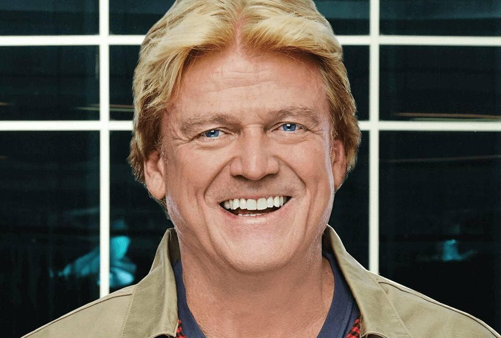 Overstock shares surge after CEO Patrick Byrne quits