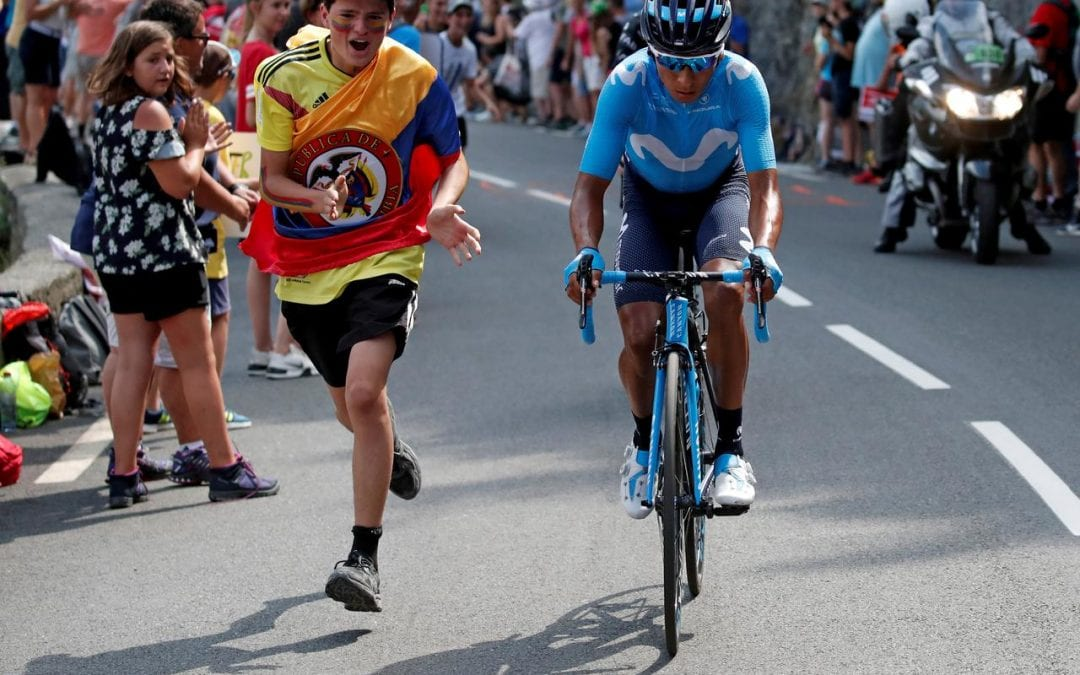 Cycling: Astana strike first blow in Vuelta, Roglic involved in crash
