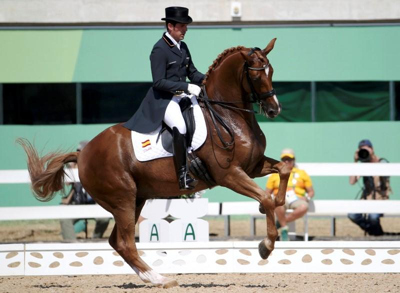 Brazil grab equestrian gold and ticket to Tokyo