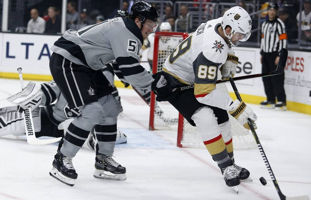 Golden Knights roster features few holes before training camp