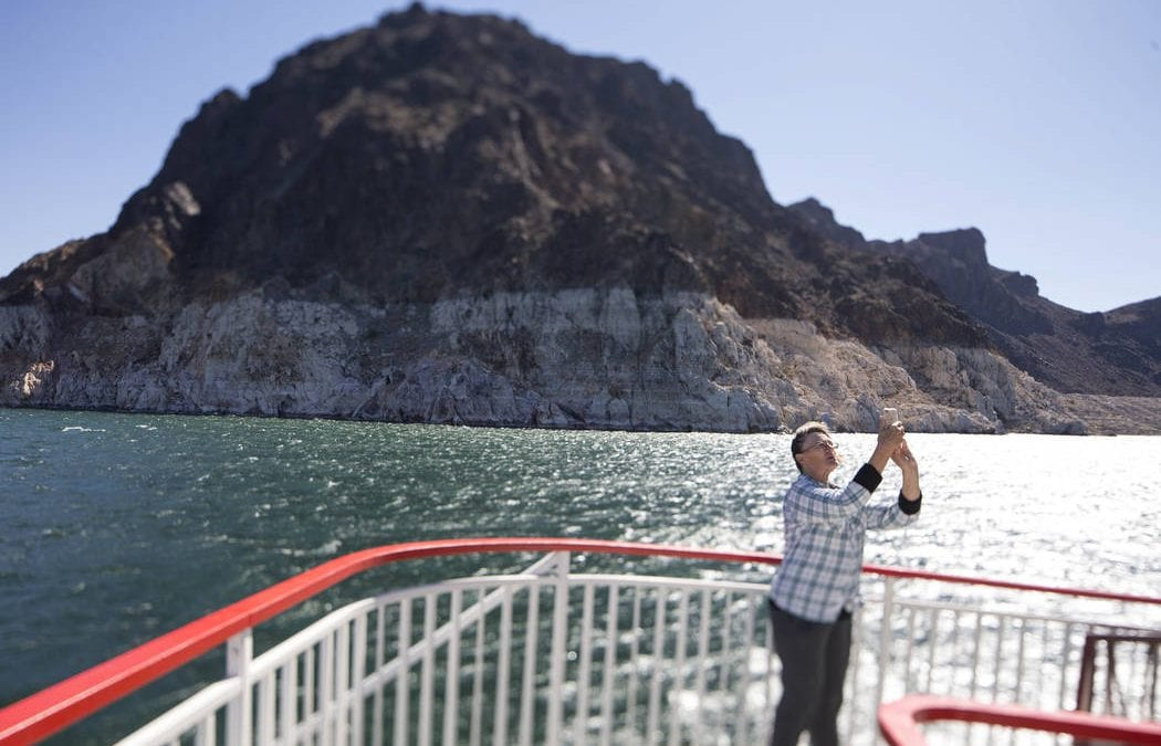 Nevada won't see water-use limit in 2020 but drought continues