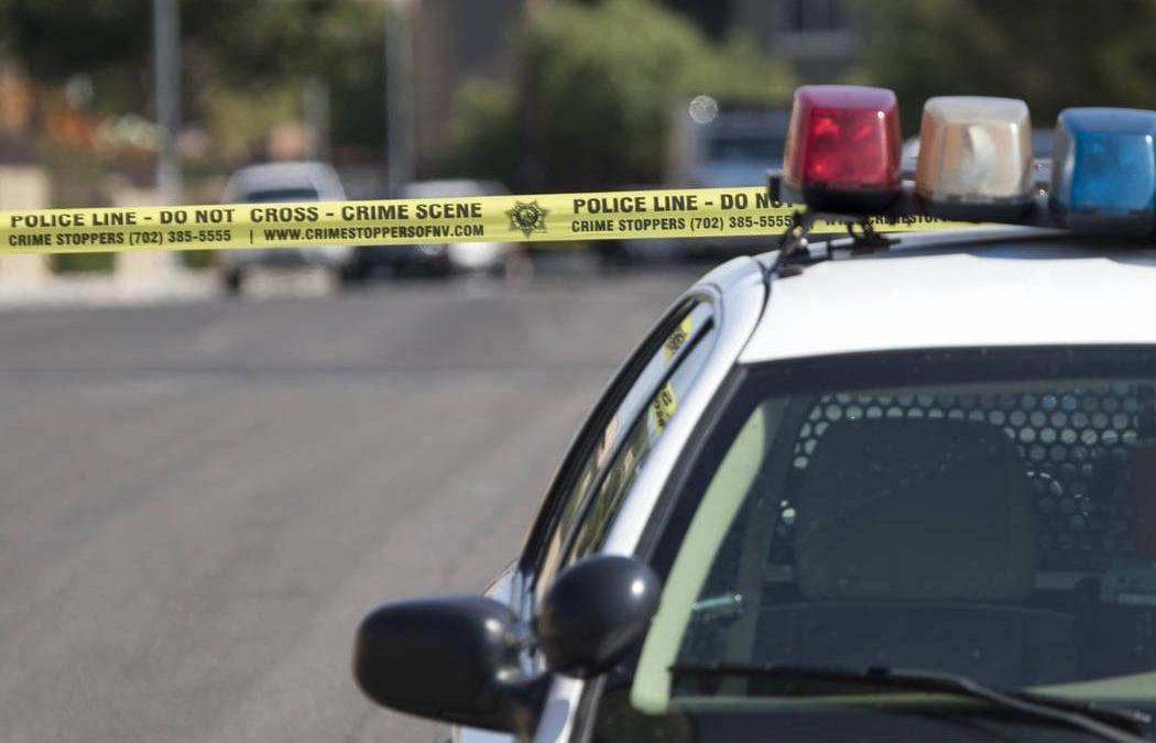Fatal crash in western Las Vegas closes Durango Drive