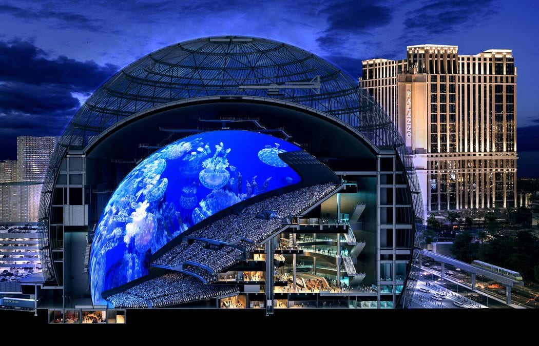 MSG Sphere at The Venetian to cost $1.2B plus, expected to be busier than Madison Square Garden