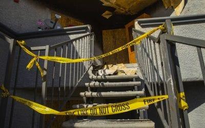 2 dead, 1 injured in Henderson apartment complex fire