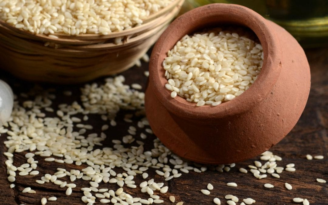 Get more out of sesame seeds by unlocking their health benefits