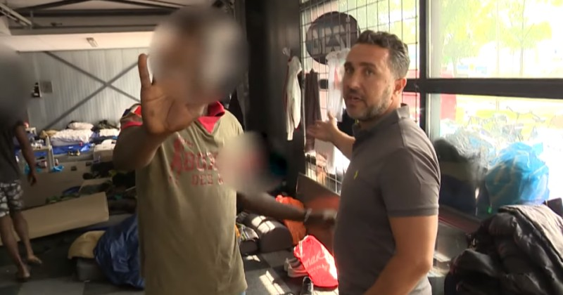 AMSTERDAM: BUSINESSMAN RETURNS FROM VACATION TO FIND HIS PROPERTY OCCUPIED BY ASYLUM SEEKERS