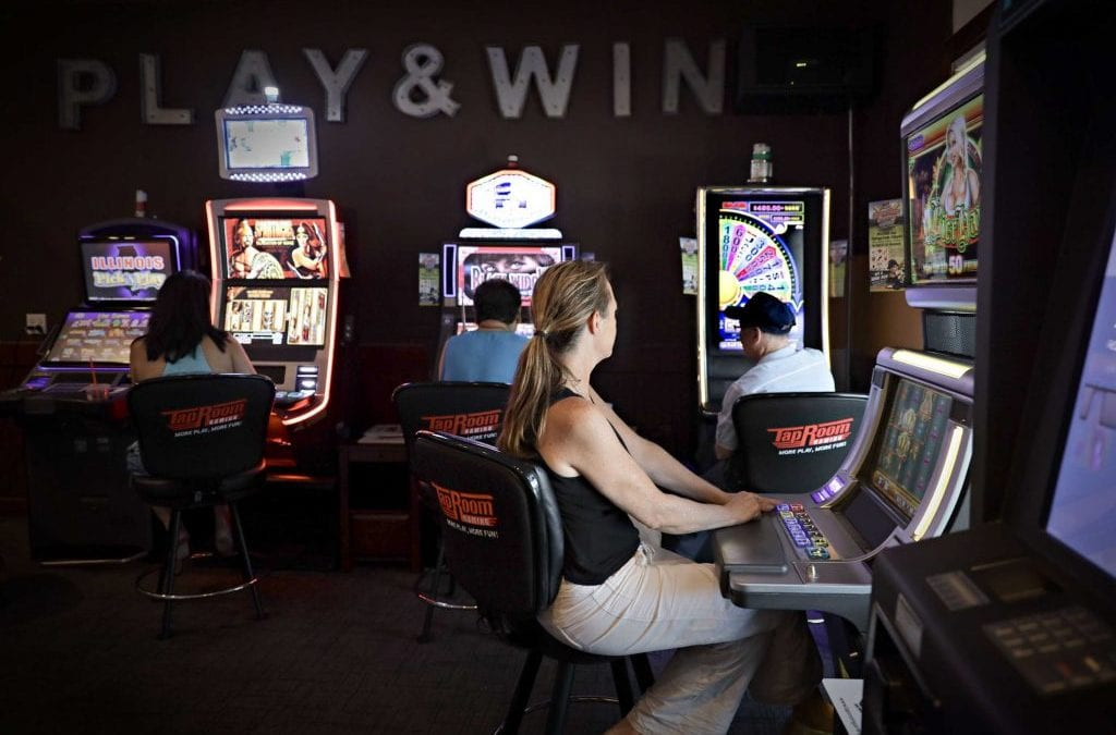 THE BAD BET: From Truck Stops to Elections, a River of Gambling Money Is Flooding Waukegan
