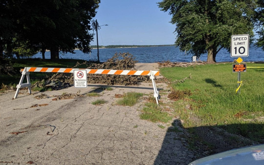 Clay County Park Still Dealing With High Water Levels