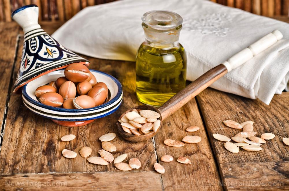 Natural hair help: Hydrate and repair with argan oil