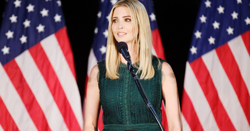 IVANKA TRUMP PUSHES GUN CONTROL, RED FLAG LAWS AT TRUMP 2020 FUNDRAISER HEADLINED BY DICK CHENEY