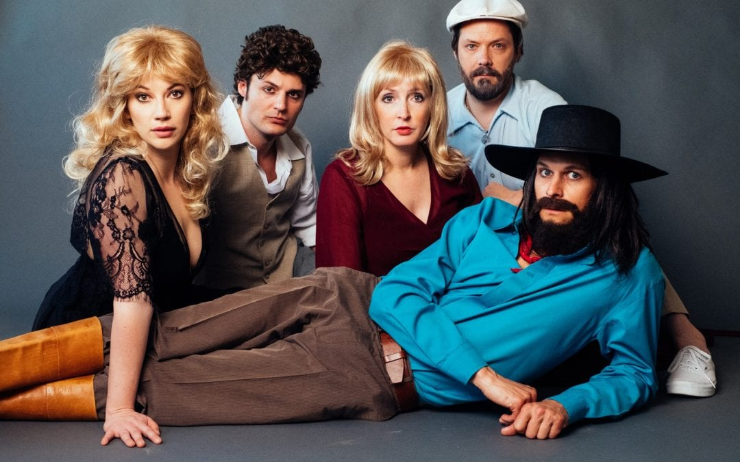 "Rumours: The Ultimate Fleetwood Mac Tribute Band, Brings ""Rhiannon"" and ""Gold Dust Woman"" to the Henderson Pavilion Stage"