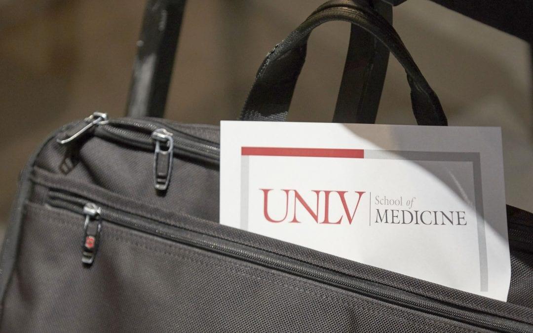 UNLV School of Medicine Welcomes New Physicians