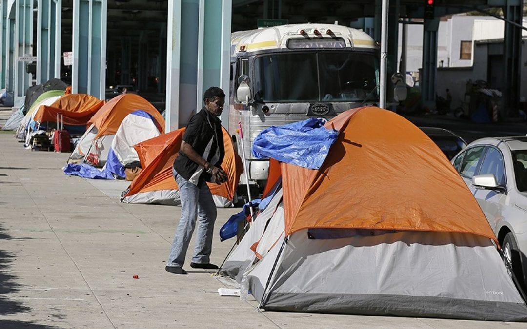 San Francisco homeless stats soar: city blames big business, residents blame officials