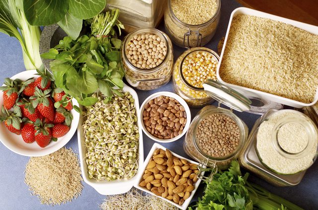 Cutting back on vegetable protein tied to unhealthy aging