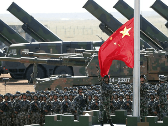 Report: Chinese Missiles Could Wipe Out U.S. and Allied Pacific Bases in 'Opening Hours of Conflict'