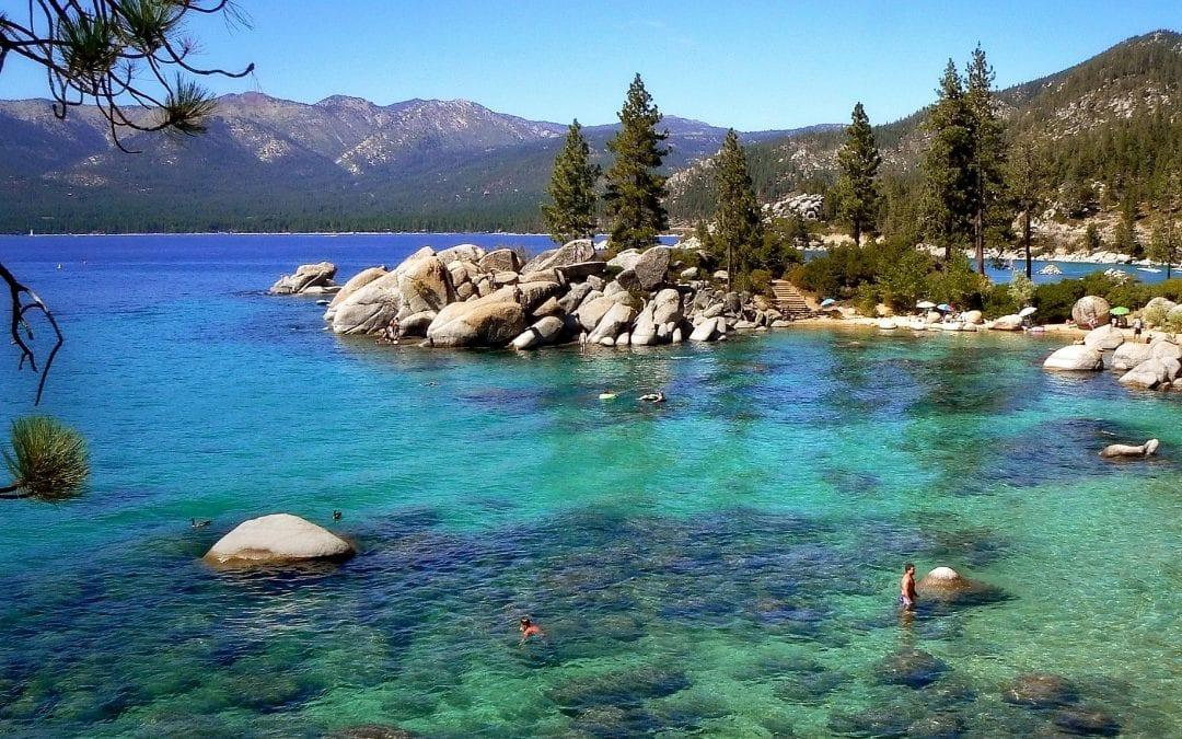 Nevada, California officials praise efforts to preserve Lake Tahoe