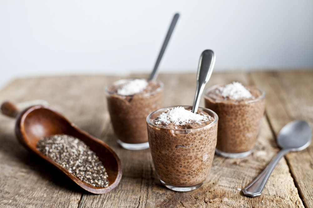Try this delicious chia chai pudding recipe for breakfast or anytime