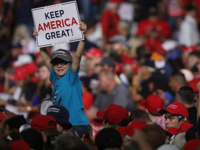 Poll: 63 Percent of Voters Expect a Trump Victory in 2020