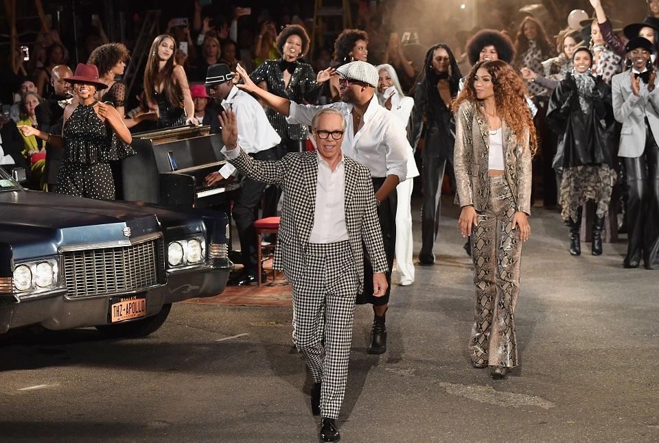 Tommy Hilfiger, Zendaya rock Harlem's Apollo Theater for N.Y Fashion Week