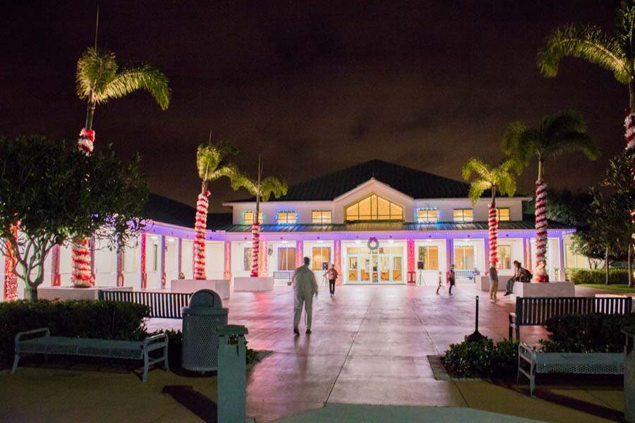 The City of Port St. Lucie's Winter Wonderland Light Show