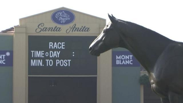 Santa Anita suffers another horse death