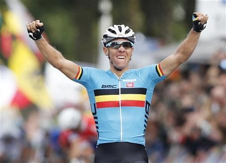 Gilbert earns 10th Grand Tour stage win at Vuelta, Roglic still overall leader