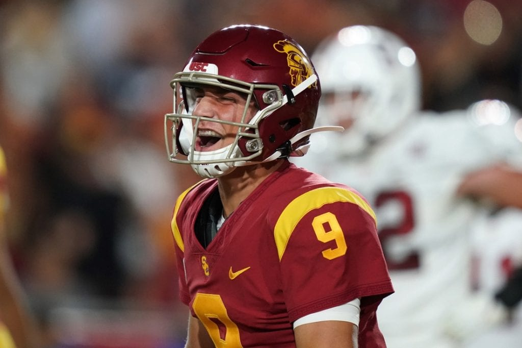 USC scores 35 straight to stomp No  23 Stanford – [your]NEWS