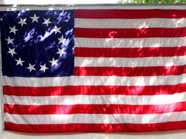 Major League Soccer Team Bans Betsy Ross Flag, Calls it a 'Symbol for Hate Groups'