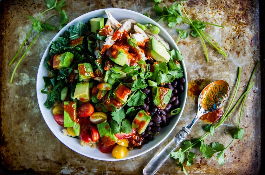 Top tips to make a plant-based diet more flavorful