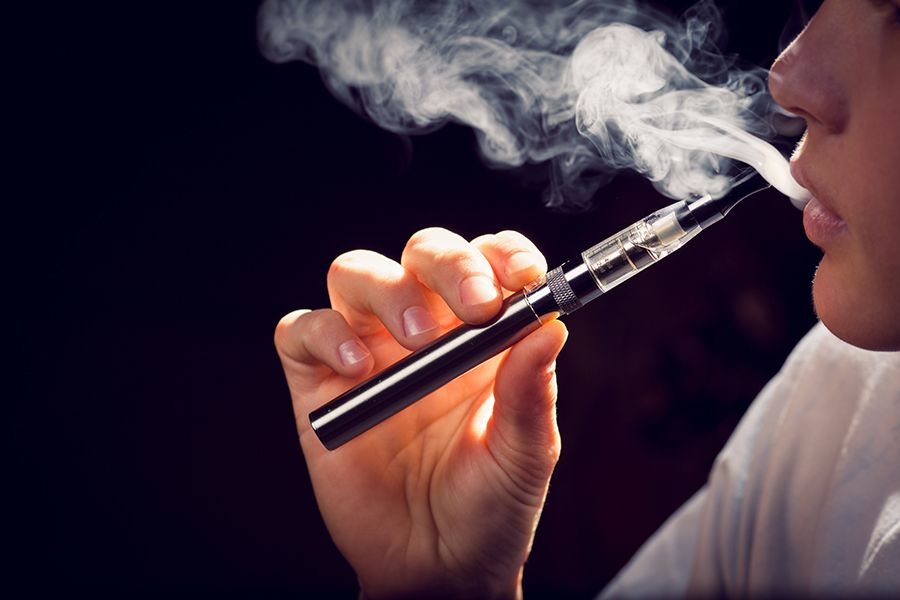 Four new vaping-related lung illness cases confirmed in Washington