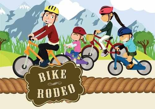 Henderson Bike Rodeo Teaches Kids the Rules for a Safe Ride