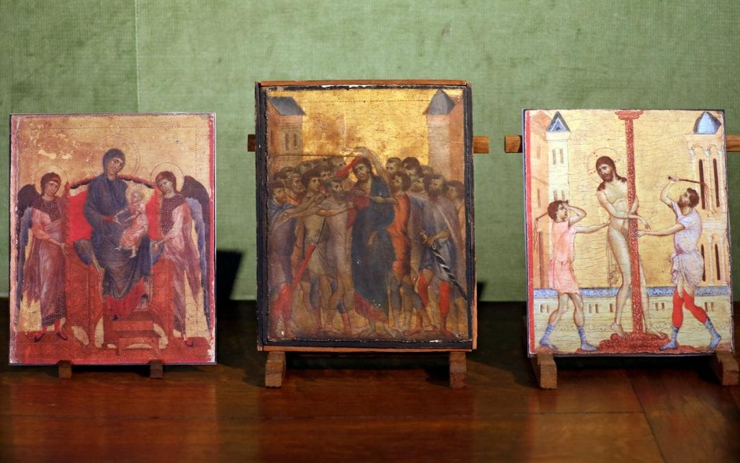 Long-lost Italian painting could fetch $6 million at French auction