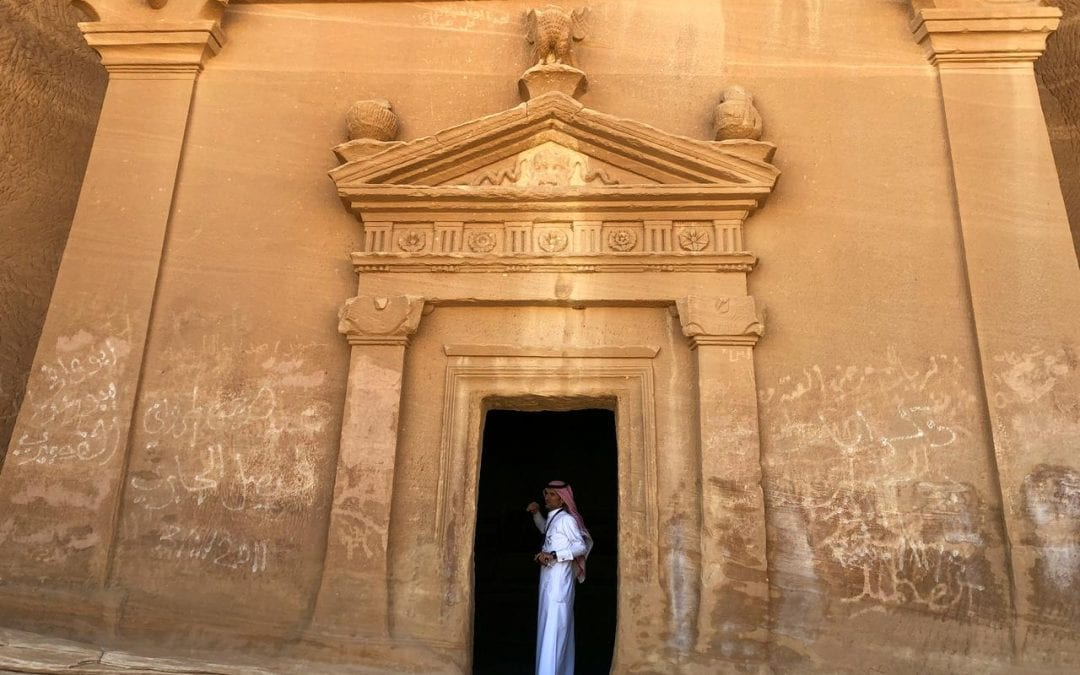 Saudi Arabia opens to tourists with investment appeal and no abaya rule