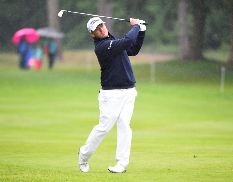 Golf: Coetzee, Fox set the pace at French Open