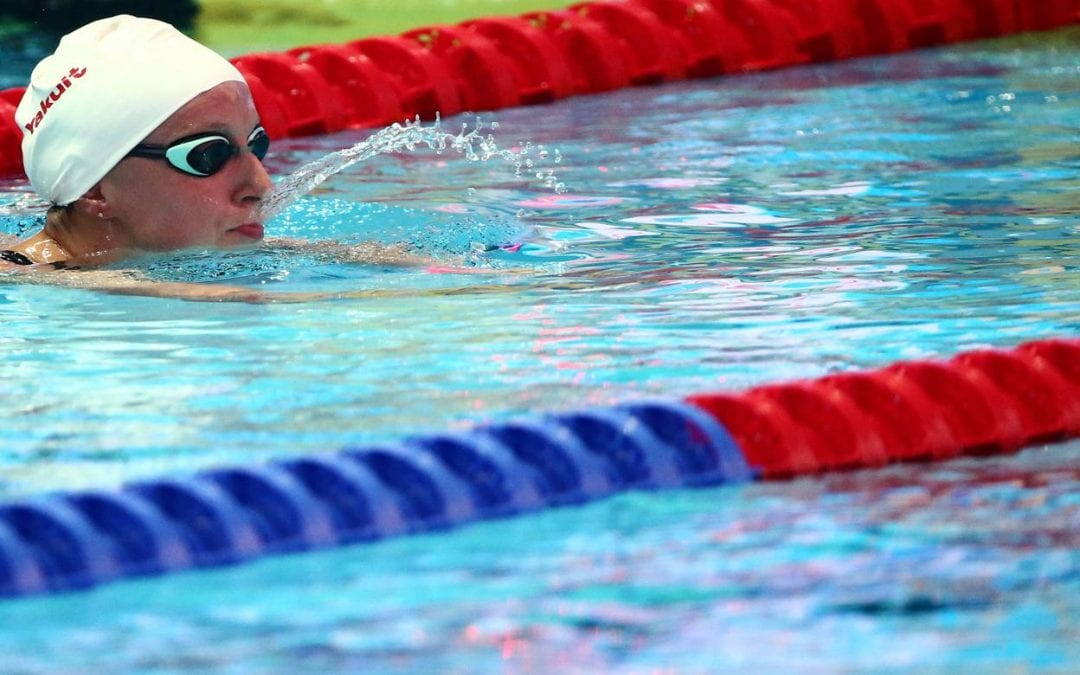 New international pro swimming series stirs excitement