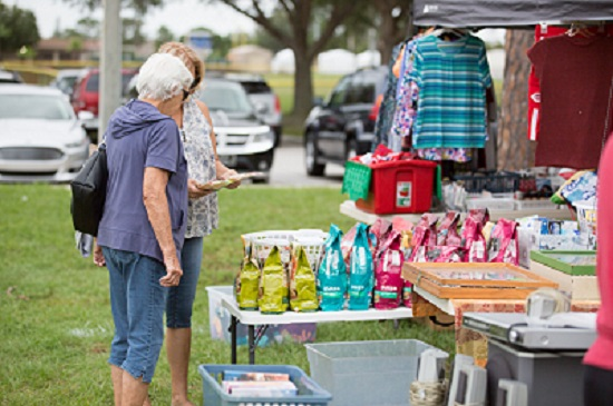 The City of Port St. Lucie's One Stop Garage Sale