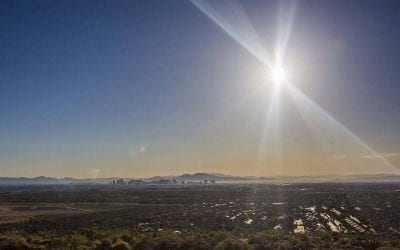 'An ideal stretch of fall weather' forecast for Las Vegas