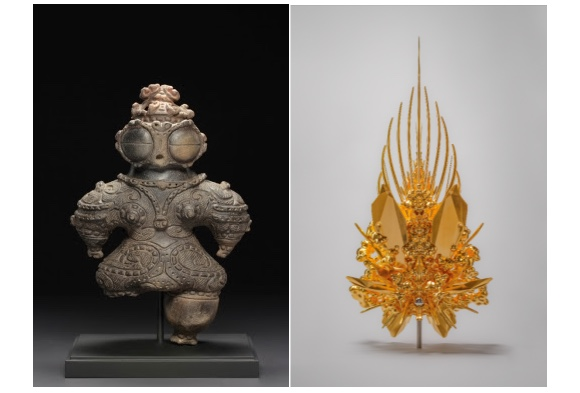 Bellagio Gallery of Fine Art Presents 物質から存在へ Material Existence: Japanese Art from Jōmon Period to Present