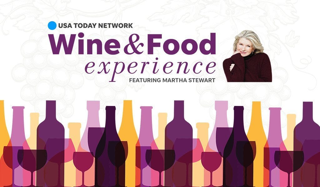 2019 USA TODAY Wine & Food Experience Las Vegas