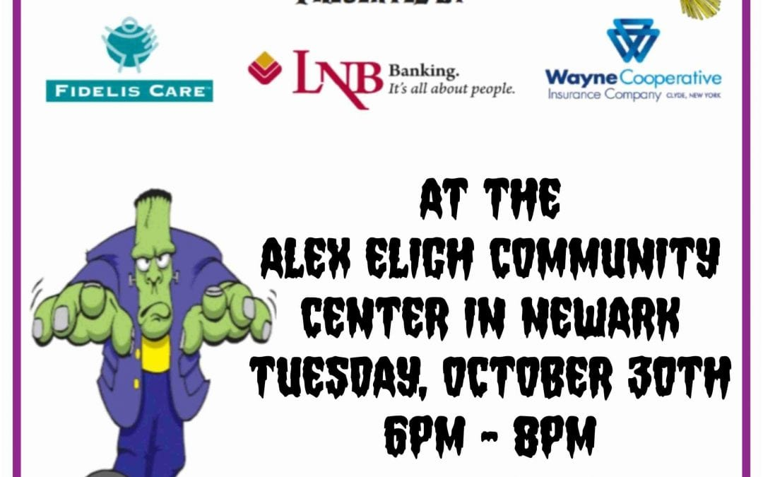 Annual Kids Halloween Party coming to the Alex Eligh Community Center